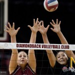 Deirdre Pajares and Kaliegh Giddens go up for the block