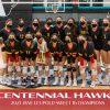 Image of the Centennial Hawks, winner of the 2021 Jane Leupold Sweet 16